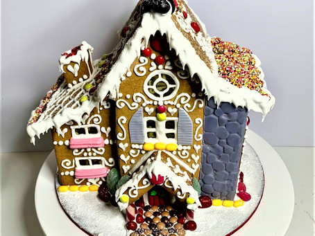 Gingerbread House Competition 2019