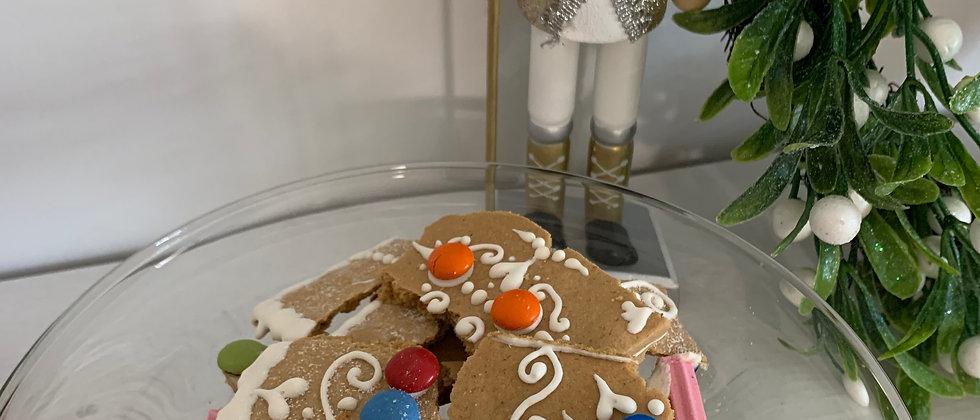 Gingerbread Bark