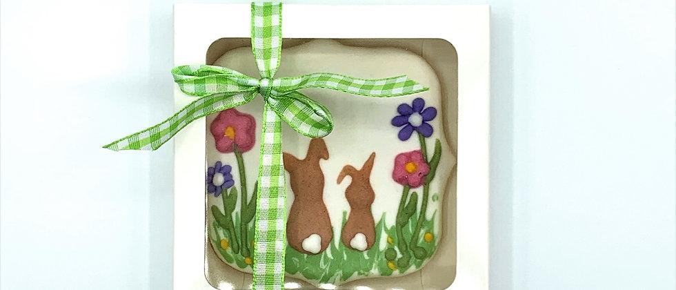 Single Easter Cookie