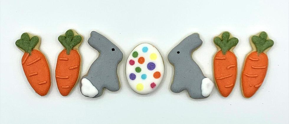 Mini Easter Cookies