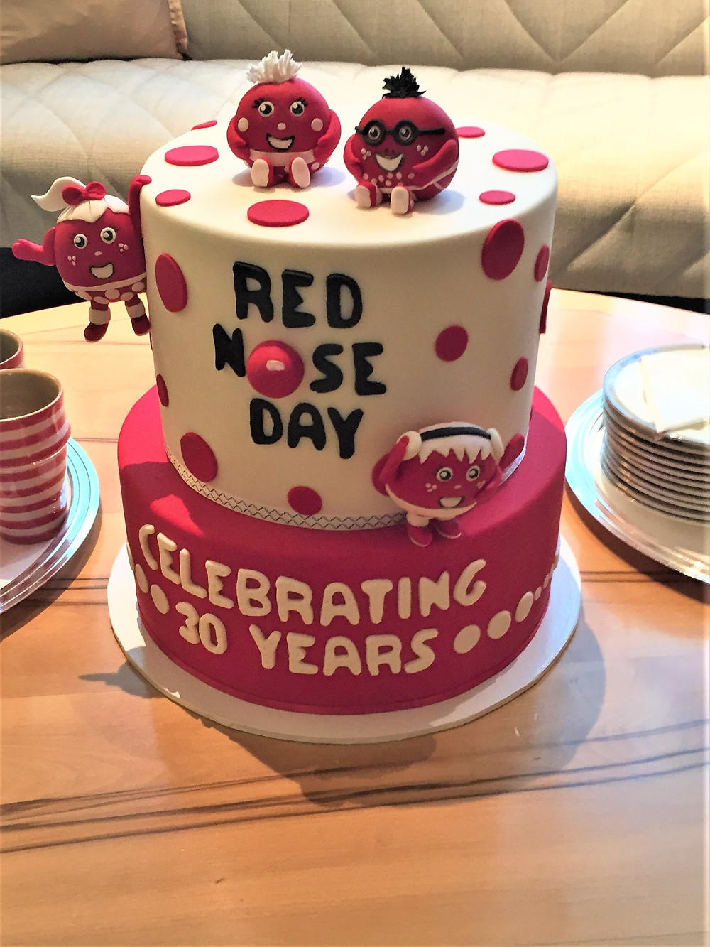 Red Nose Day turns 30