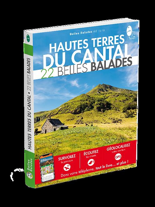 HAUTES TERRES du CANTAL  22 BELLES BALADES