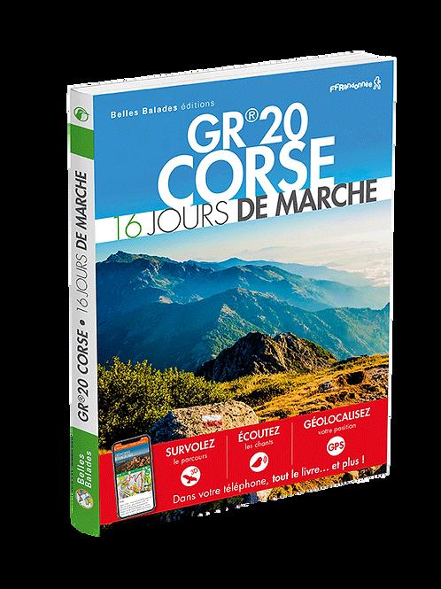 GR® 20 CORSE 16 JOURS DE MARCHE