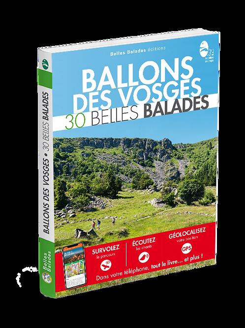 PNR des BALLONS DES VOSGES 30 BELLES BALADES