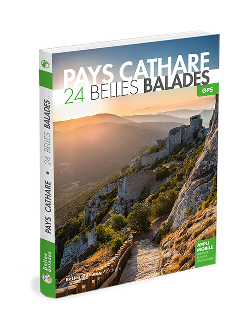 PAYS CATHARE  24 BELLES BALADES