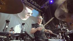Josh Daubin Drums Spain