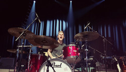 Josh Daubin Pearl Drums