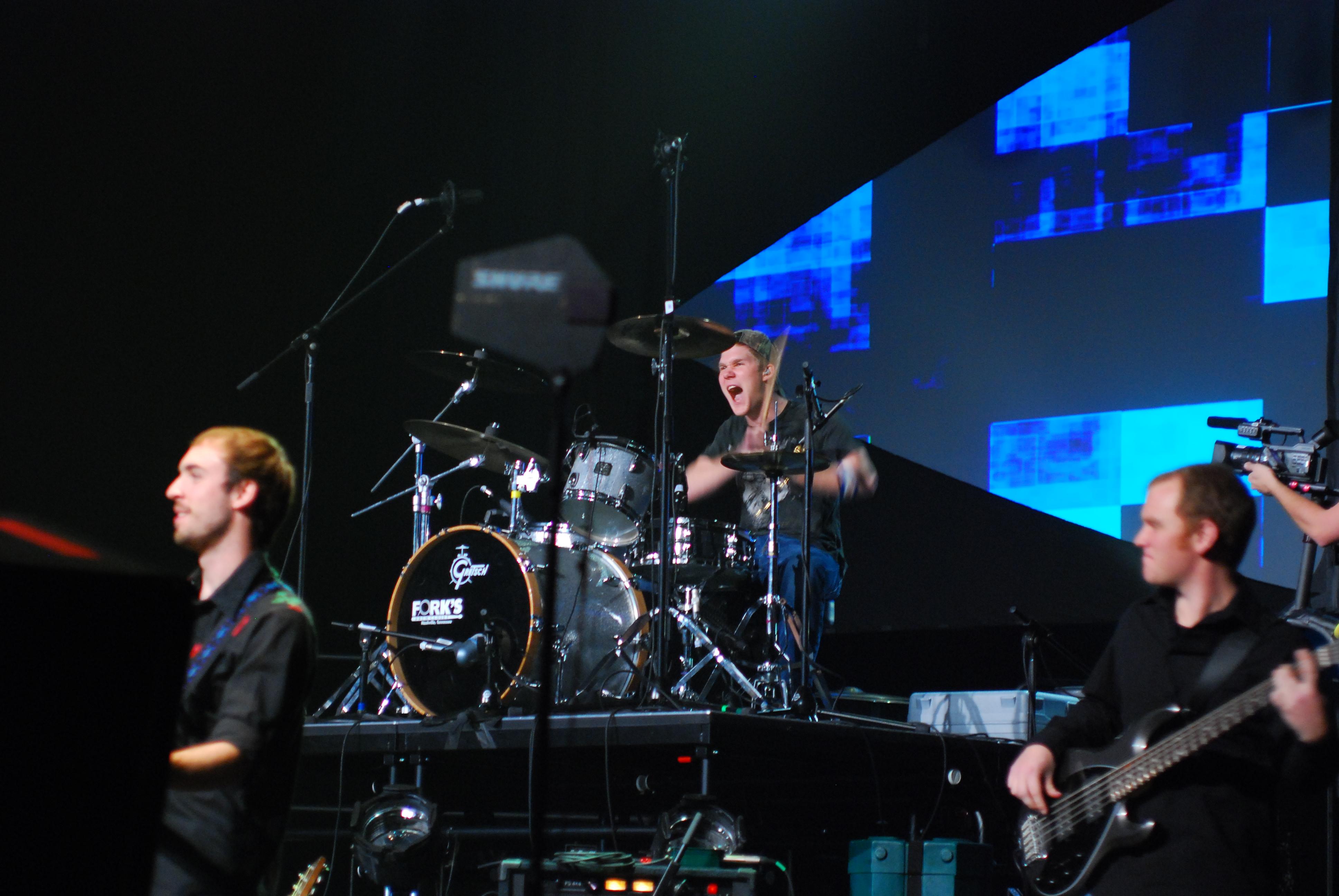 Josh Daubin Drummer