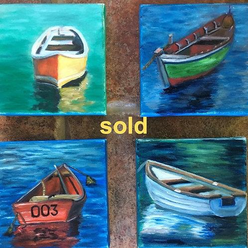 """""""Row Boats"""""""