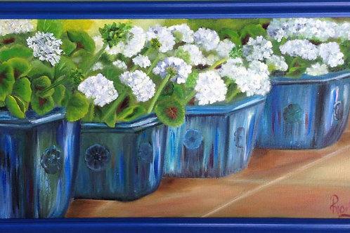 Blue Glaze