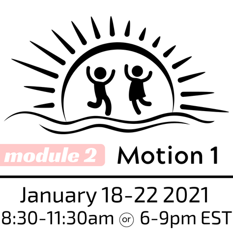 ASP Motion 1 Workshop, January 18-22, 2021