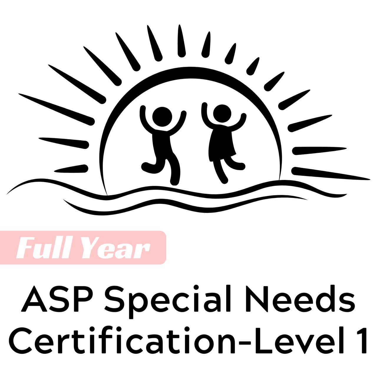 ASP Special Needs Certification Full Year Course