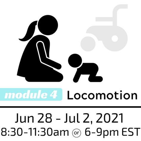 ASP Locomotion Workshop, Jun 28 - Jul 2, 2021