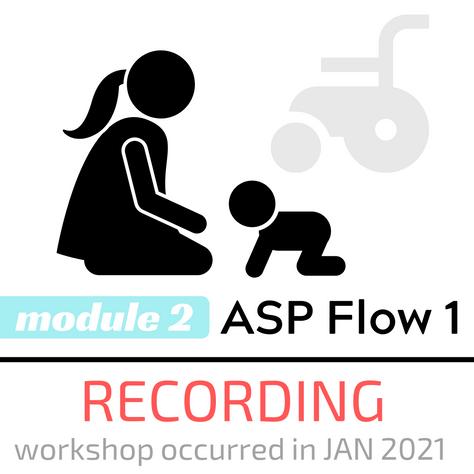 ASP Special Needs Module 2 Recording