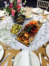 Sharing platter caterers Dorset