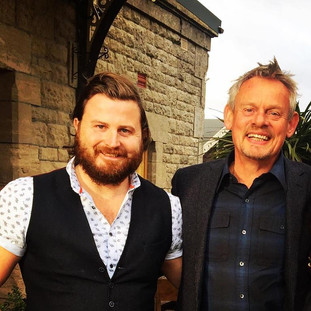 Ross Moore and Martin Clunes.jpg