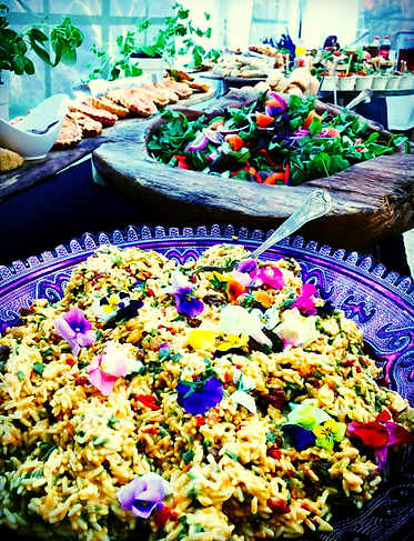 Buffet catering Devon