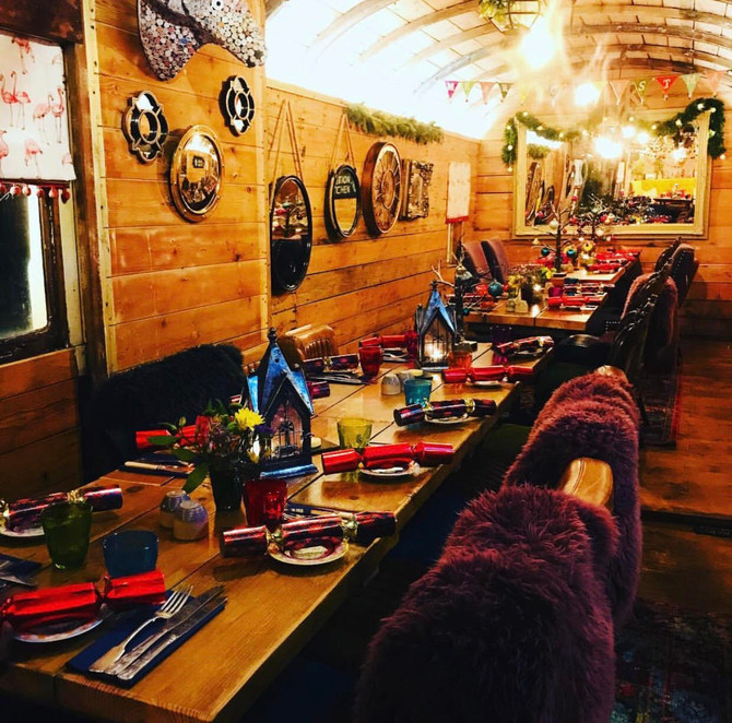 Christmas party venues in Bridport