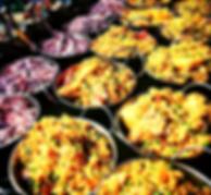 Paella catering Dorset