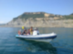Lyme bay rib charter things to do in wes