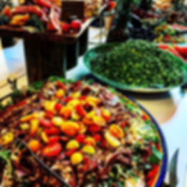 Grazing food caterers London
