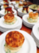 pie and mash caterers hampshire