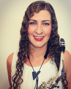 Gillian Blair Saxophone -Polaris Duo