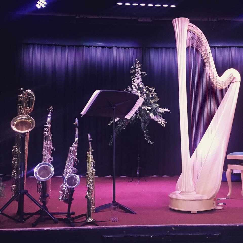 Polaris Duo - Saxophone and Harp