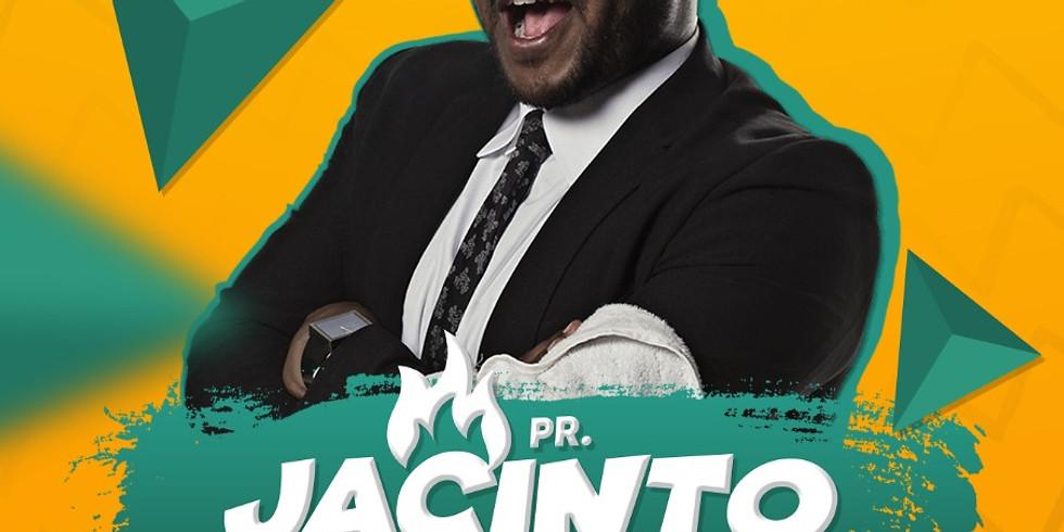 Stan-Up e Testemunho - Jacinto Manto - INGRESSOS SERÃO VENDIDOS NA ENTRADA DO EVENTO