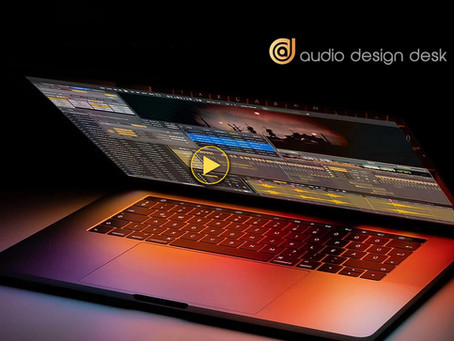 """ProVideo Coalition - """"Audio Design Desk Create: a FREE version of the visual storytelling tool"""""""