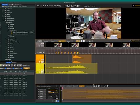 Mac Pro Video - Review: Audio Design Desk