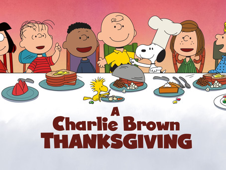 You Design: A Charlie Brown Thanksgiving