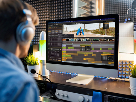 """Post Perspective - """"SoundOn Updates Audio-for-Video Tool Audio Design Desk to v1.7"""""""