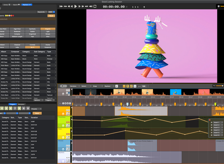 """Sound & Picture - """"Audio Design Desk Announces Official Launch of its Award-Winning Audio Tools"""""""