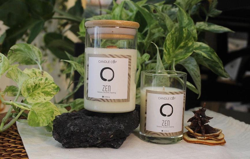 Nến thơm thiên nhiên- Zen - Candle Cup
