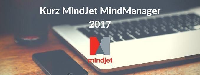 Kurz MindJet MindManager 2017