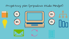 Projektový plán (prípadová štúdia Mindjet)