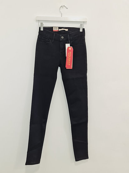Jeans LEVIS 710 SUPER SKINNY Noir