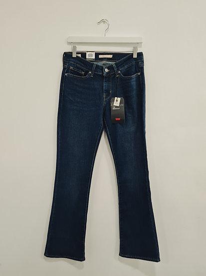 Jeans LEVIS 715 BOOTCUT Bleu brut