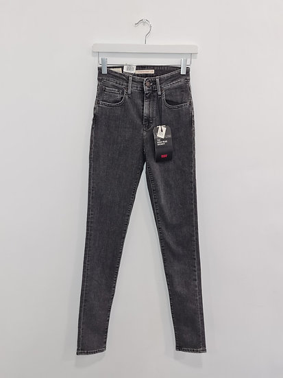 Jeans LEVIS 721 HIGH RISE SKINNY Gris