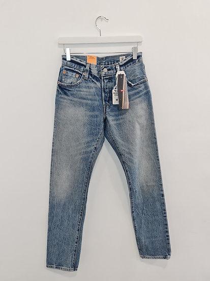 Jeans LEVIS 501 Délavé