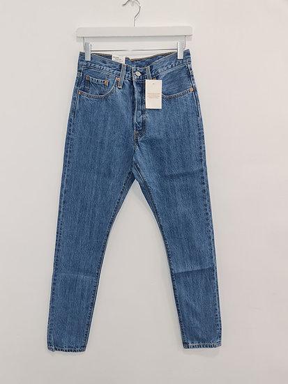 Jeans LEVIS 501 Bleu Denim