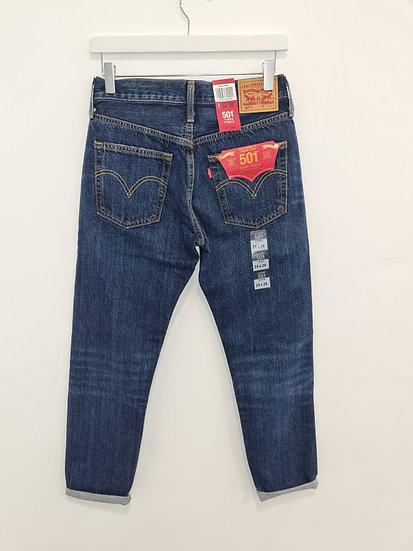 Jeans LEVIS 501 Bleu brut