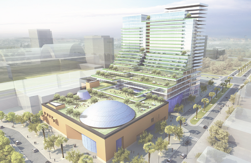 Museum Place Tech Museum Expansion (Downtown San Jose, CA)