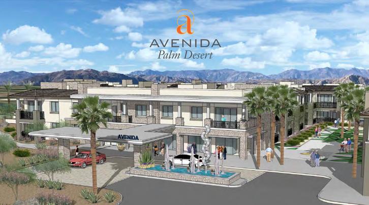Avenida Senior Housing (Palm Desert, CA)