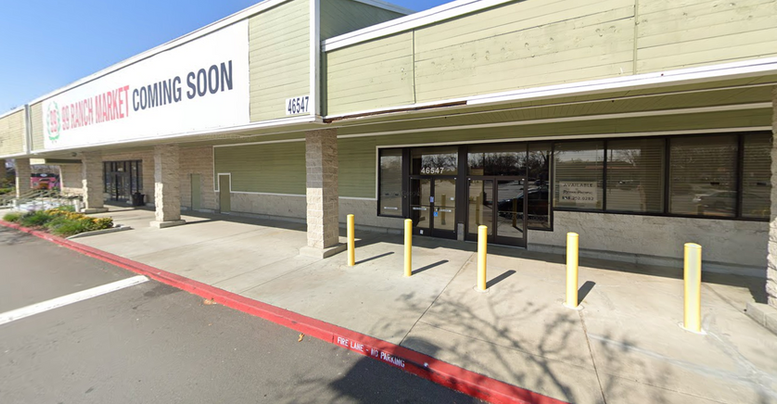 99 Ranch Market Coming Soon (Fremont, CA)