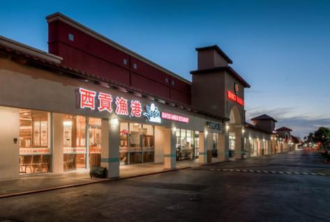 Lido Faire Shopping Center (Newark, CA)
