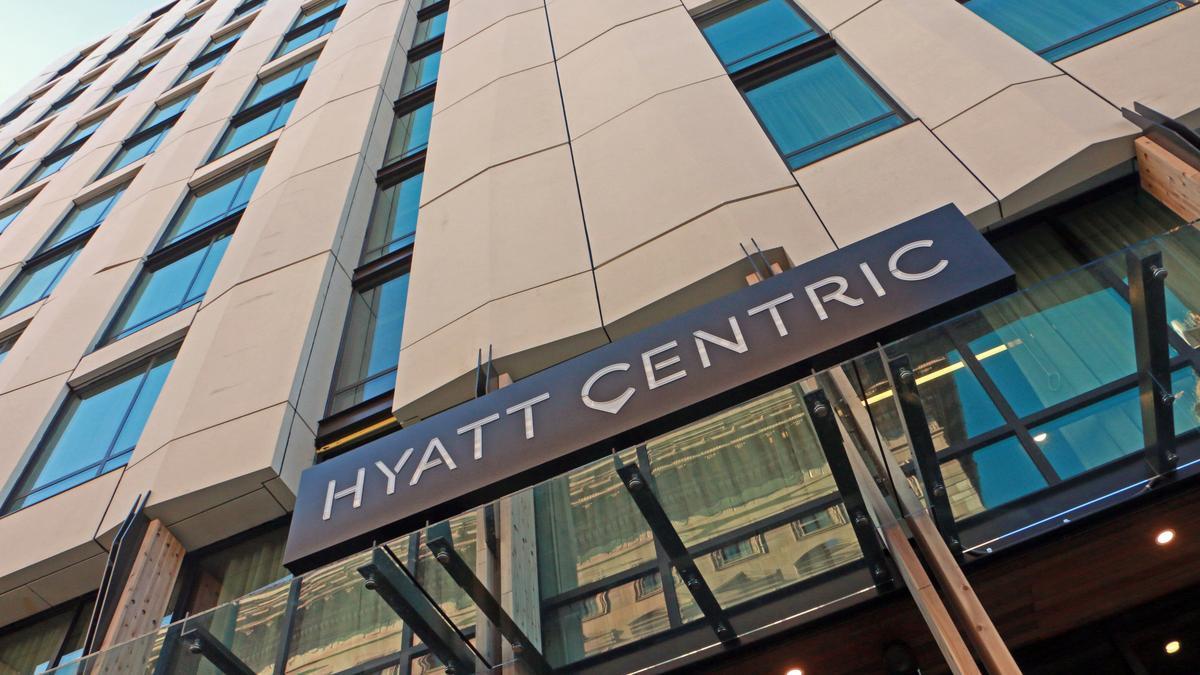 Hyatt Centric Hotel (Portland, OR)