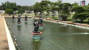 Visiting Lagos, Nigeria