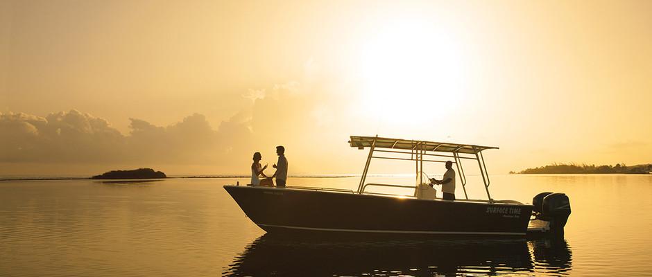 Zoëtry Montego Bay Champagne Sunset Boat Tour